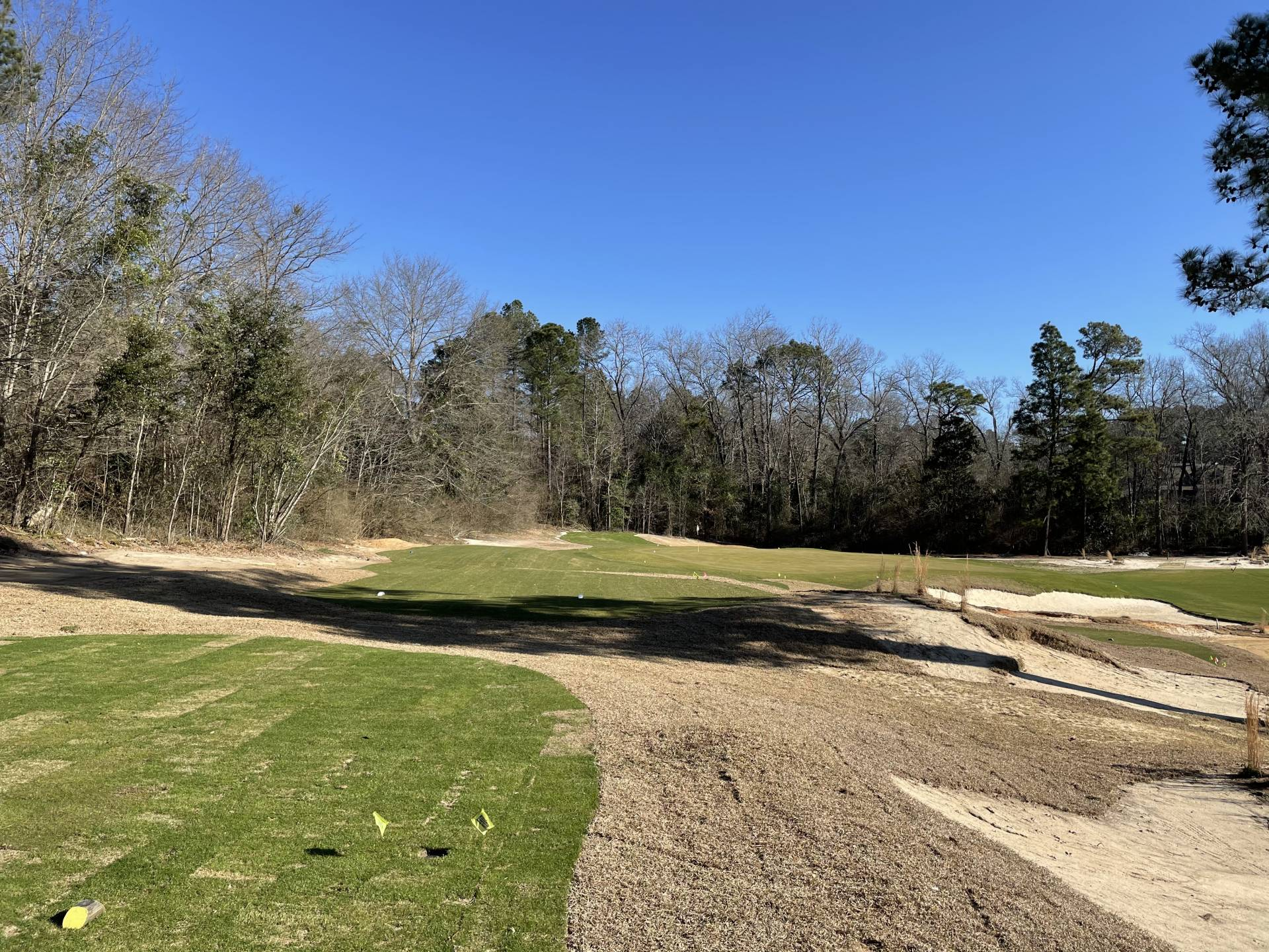 New Back Tee (Second Hole)