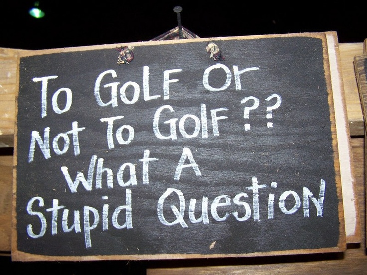 Golf-Nutt
