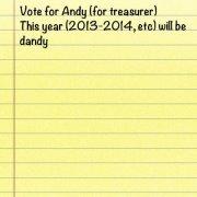 Andy Blanchard