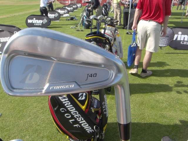 Bridgestone Golf 2012 PGA Show 4.AVI