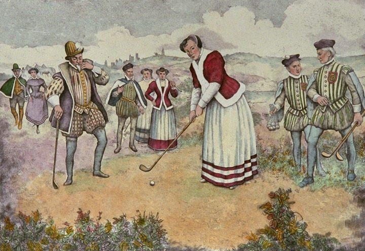 Scots Golf