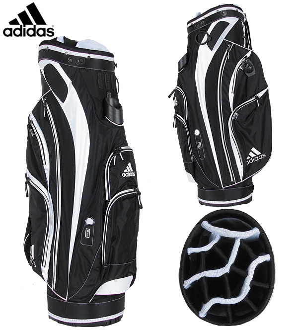 e034fa869574 ... Adidas Approach cart bag. My club has some embroidered Titleist stand  bags that look really ...