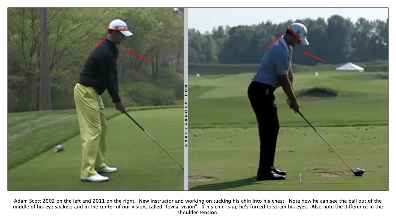 how to develop a good golf swing