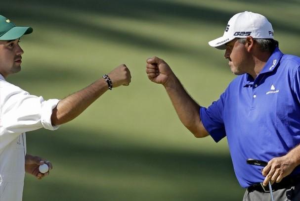 returned golfer
