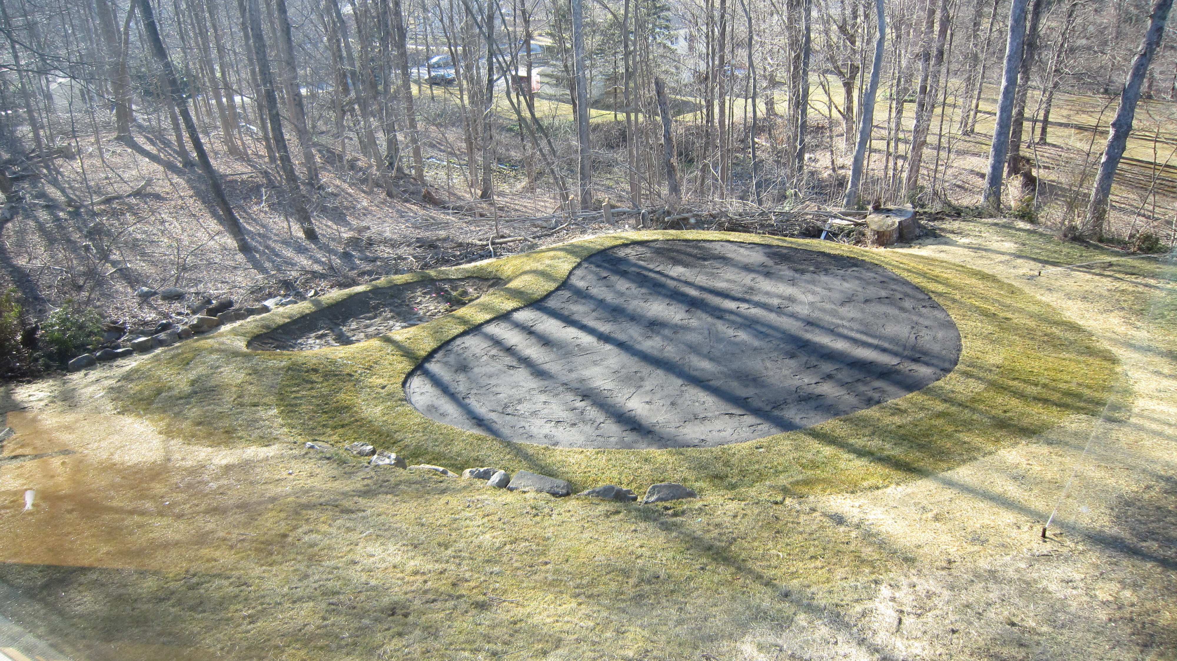 backyard practice area post your pictures golf courses and