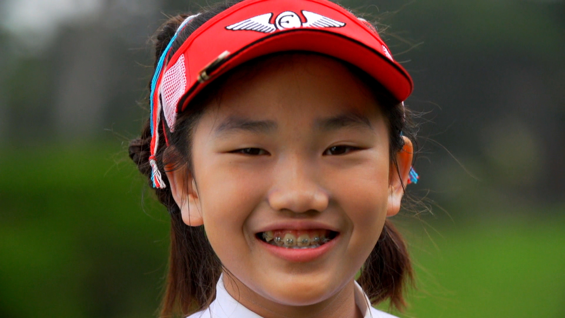 11 Year Old Lucy Li Plays in 2014 US Women's Open - Tour ...