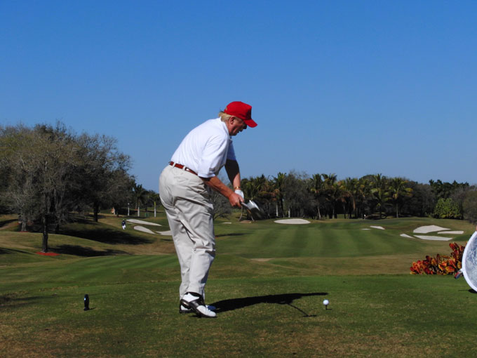Donald Trump is a Pull Slicer - Instruction and Playing Tips - The ...