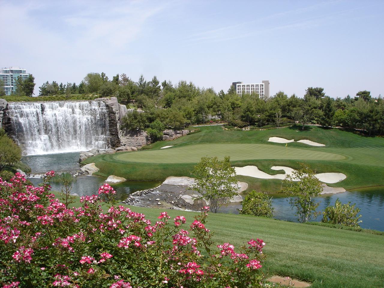 Wynn Golf Club, Las Vegas.