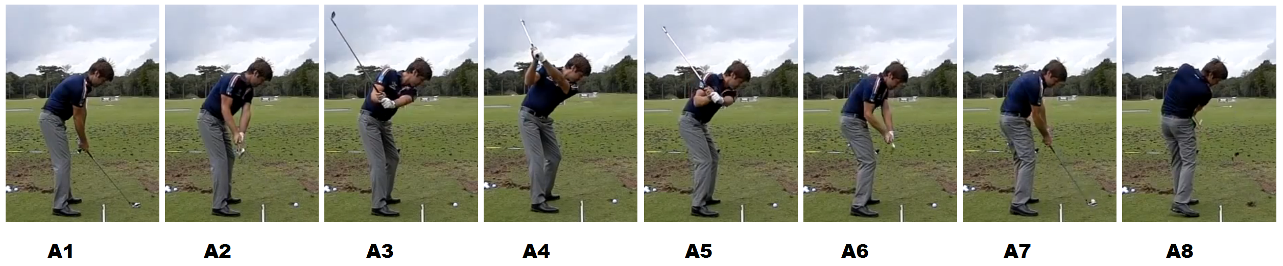 The Professional Swing Sequence Thread Instruction And