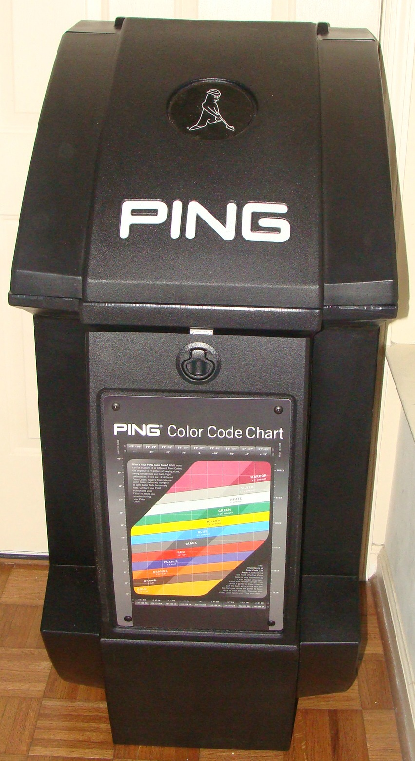 Help with ping and nike fitting system carts please clubs 0 nvjuhfo Gallery