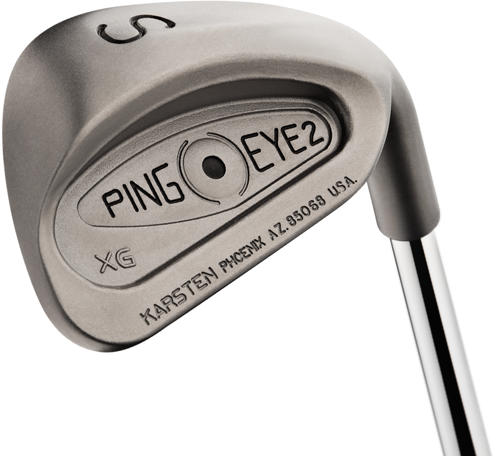 Club fitting ping eye 2 clubs grips shafts fitting the wedgehead nvjuhfo Images